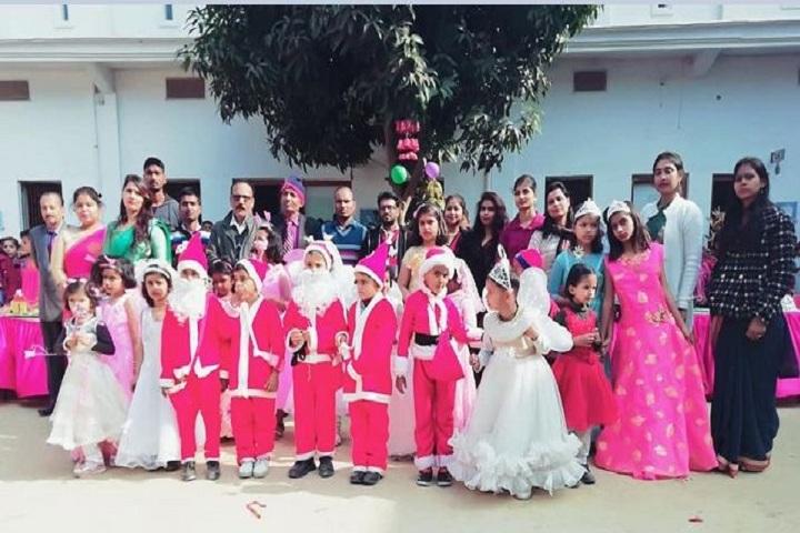 AWADH INTERNATIONAL SCHOOL-Christmas Carnival