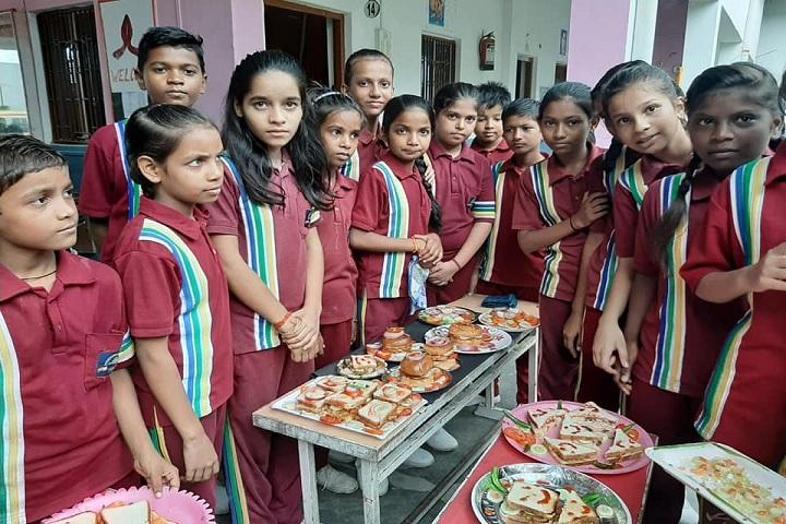 AWADH INTERNATIONAL SCHOOL-Food Festival