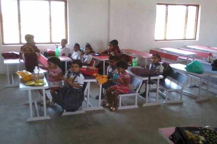 AWADH INTERNATIONAL SCHOOL-KG Classrooms