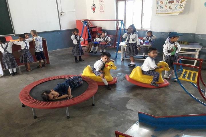 AWADH INTERNATIONAL SCHOOL-Play Area
