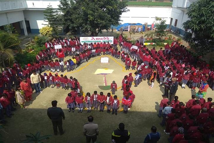 AWADH INTERNATIONAL SCHOOL-Tribute to army