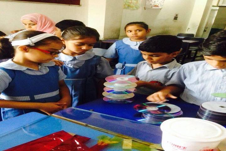 Ayesha Tarin Modern Public School-Activity1