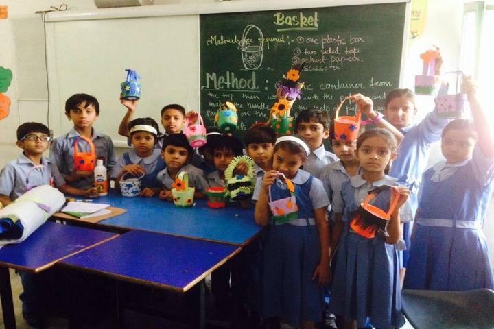 Ayesha Tarin Modern Public School-Activity2