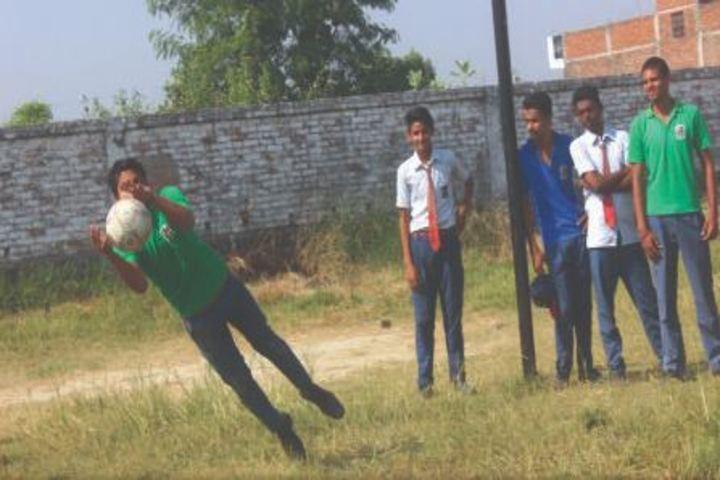 Sanghmitra Public School-Foot Ball
