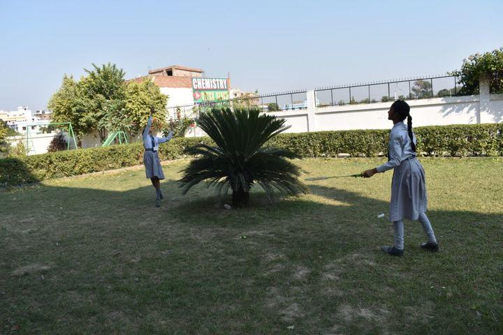 Sanghmitra Public School-Game