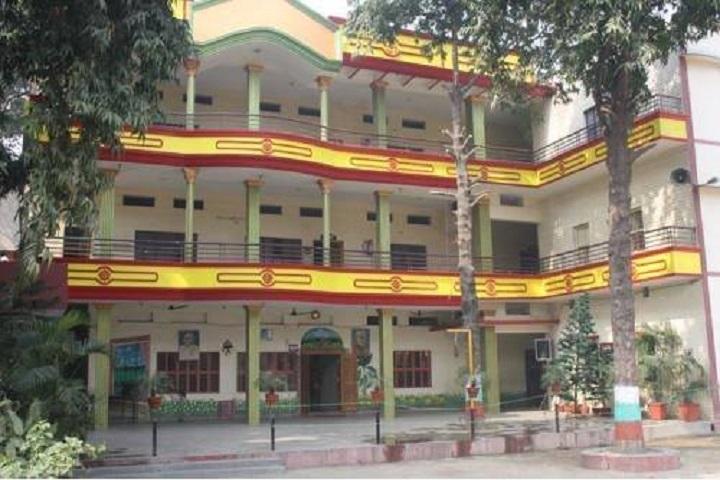 B N S English School-Campusview