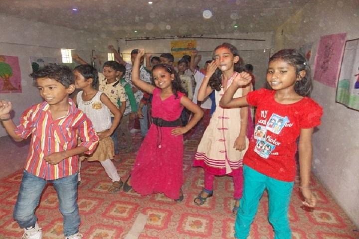 B N S English School-Dance Room