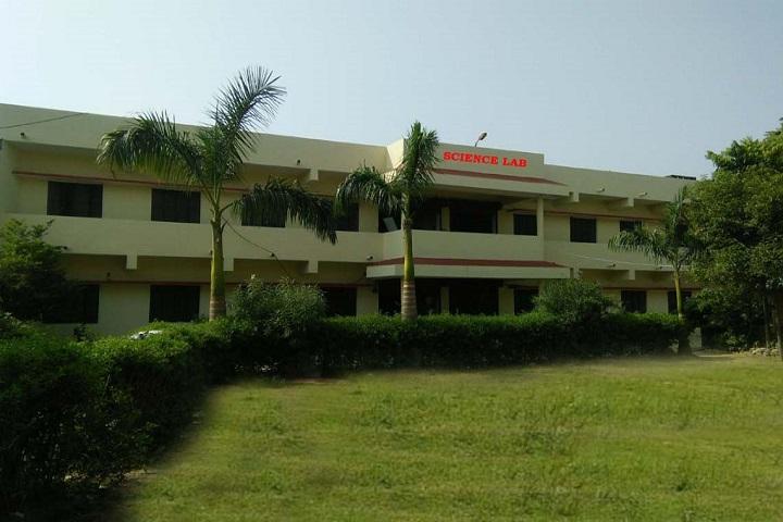 B R Memorial Junior High School-Campusview