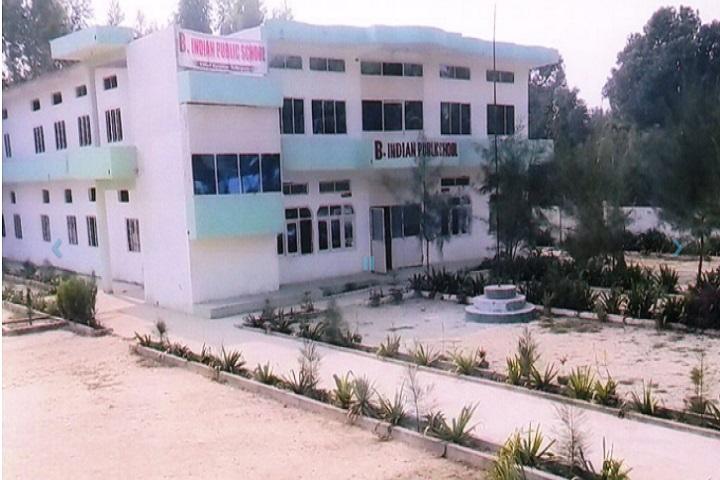 B Indian Senior Secondary Public School-Campusview
