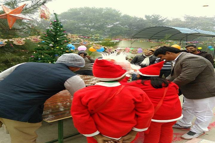 B Indian Senior Secondary Public School-Christmas Celebrations