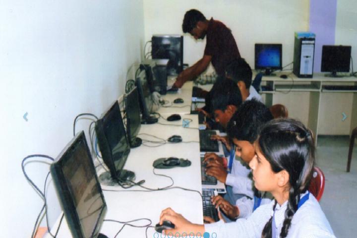 B Indian Senior Secondary Public School-Computer Lab