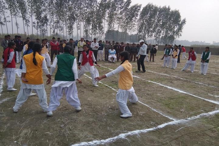 B Indian Senior Secondary Public School-Games