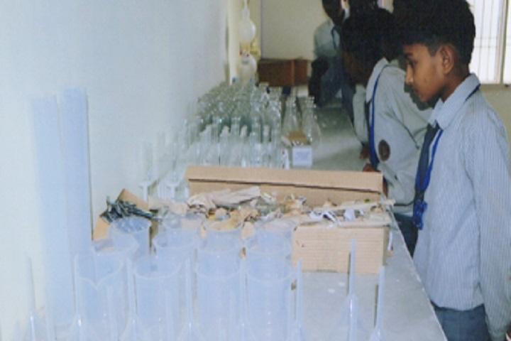 B Indian Senior Secondary Public School-Laboratory