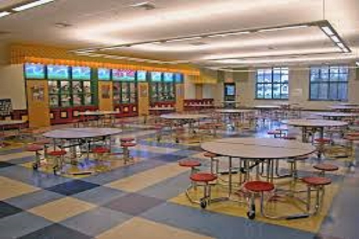 B L International School-Canteen