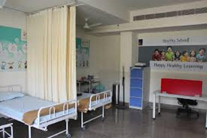 B L International School-Medical Center