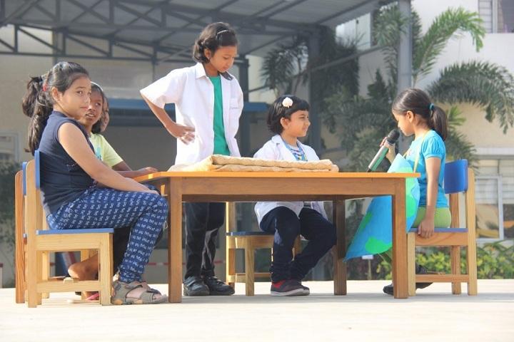 Cornerstone School-Drama