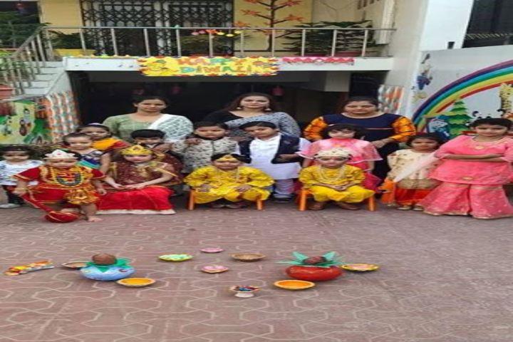 B S S Education Centre-Diwali Celabrations