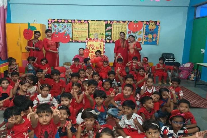 B S S Education Centre-Red Color Day