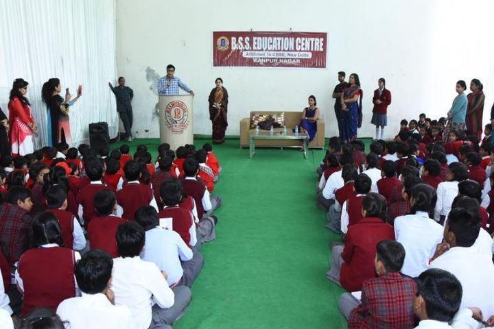 B S S Education Centre-Speech
