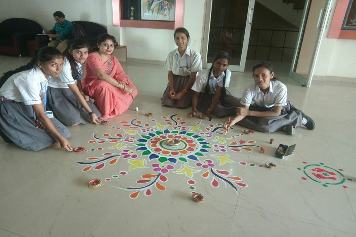 B S S Education Centre-Diwali Celebrations