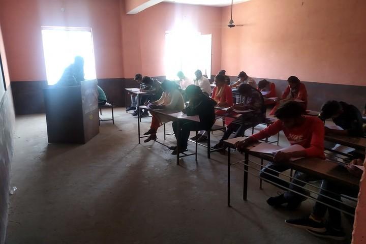 B D Public School-Classroom