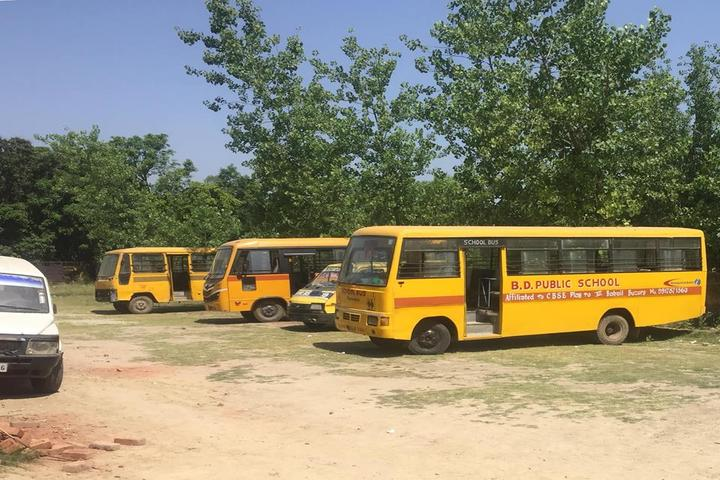 B D Public School-Transport