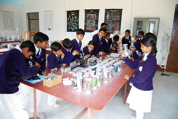 B G B  Braj Education Academy Senior Secondary School-Biology Lab