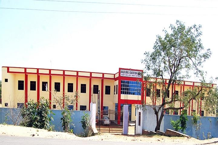 B G B  Braj Education Academy Senior Secondary School-Campus View