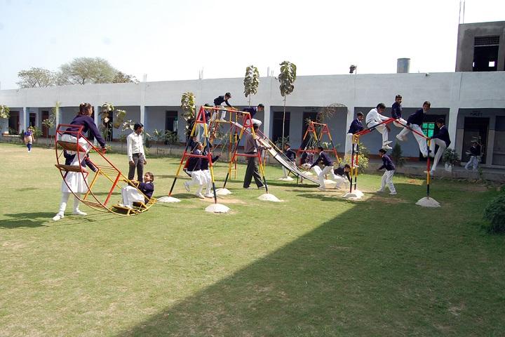 B G B  Braj Education Academy Senior Secondary School-Games