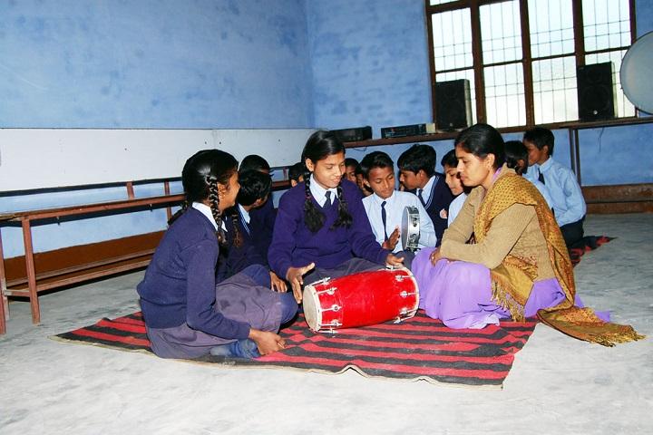 B G B  Braj Education Academy Senior Secondary School-Music Room