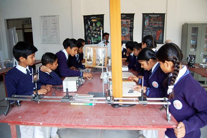 B G B  Braj Education Academy Senior Secondary School-Physics Lab
