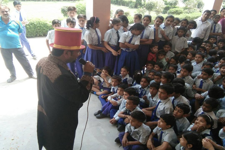 B K Academy-Magic Show