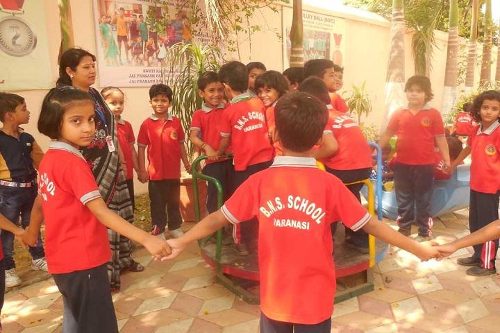 B N S School-Others kids play area