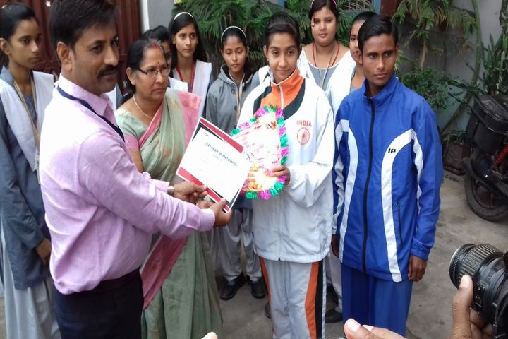 Sanskar Public School-Award