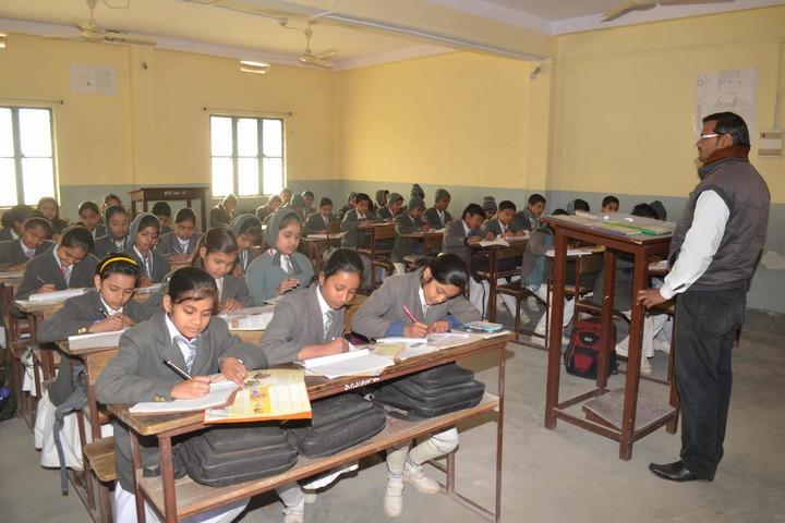 Sanskar Public School-Class Room
