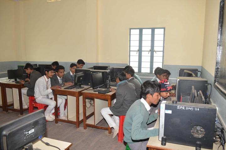 Sanskar Public School-Digital Lab