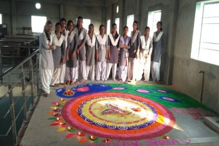 Sanskar Public School-Diwali