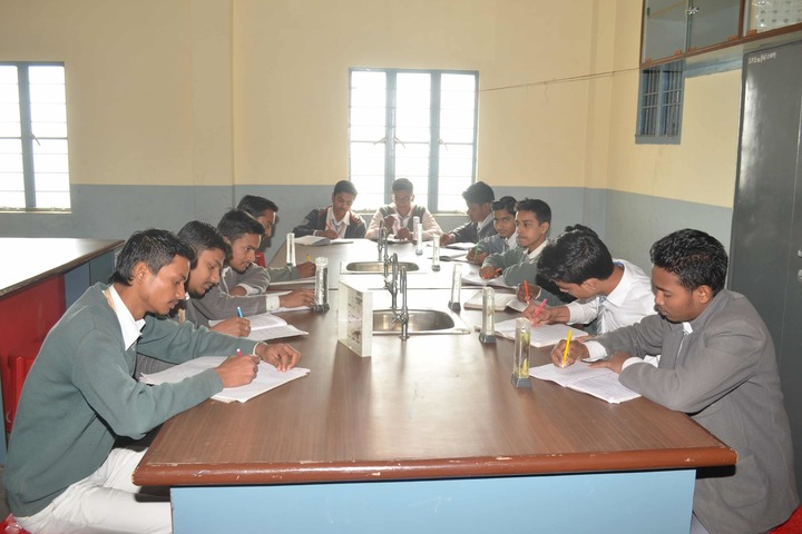 Sanskar Public School-Laboratry