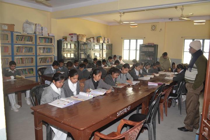 Sanskar Public School-Library