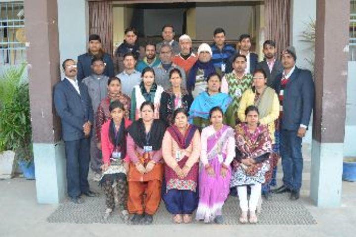 Sanskar Public School-Staff