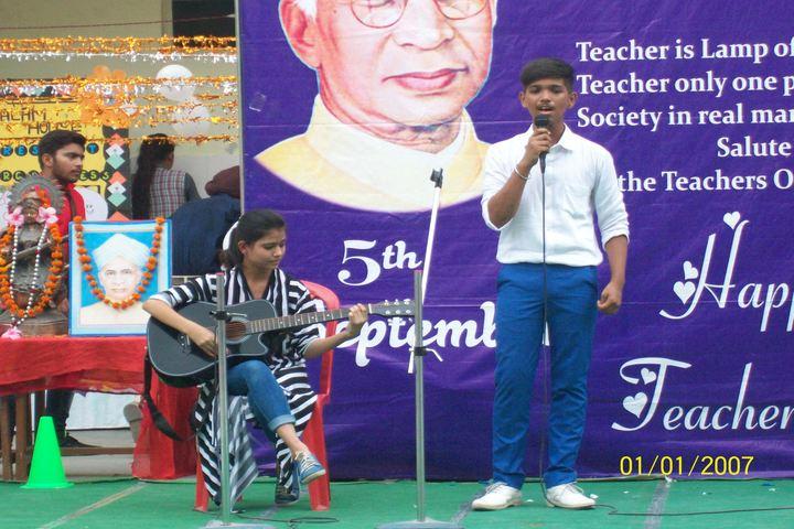 B P S Public School-Music