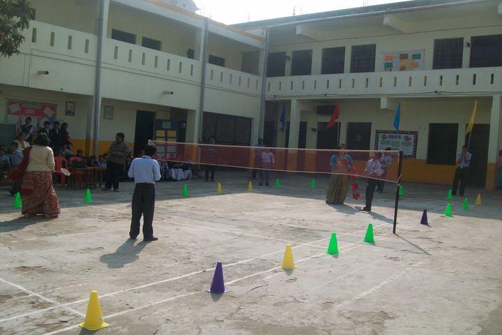 B P S Public School-Sports