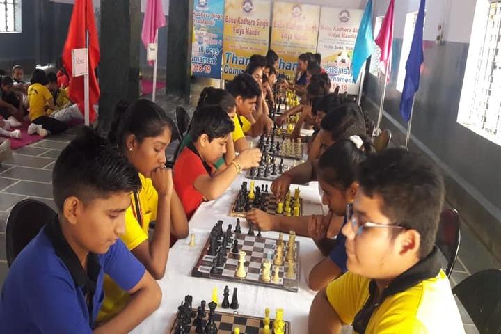 Baba Kadera Singh Vidya Mandir-Indoor Games