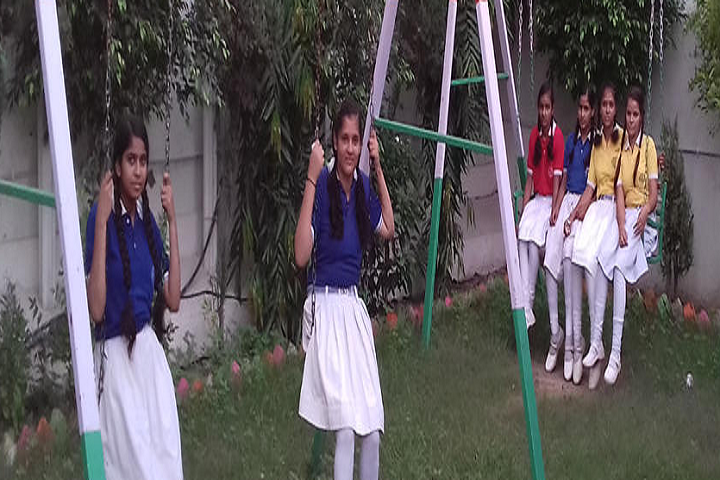 Babuji Convent School-School Play Ground