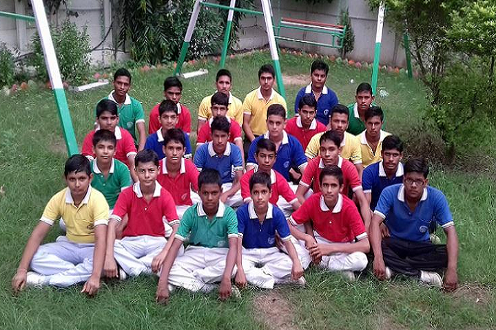 Babuji Convent School-Students