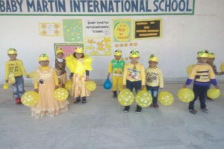 Baby Martin international school- farewell celebrations