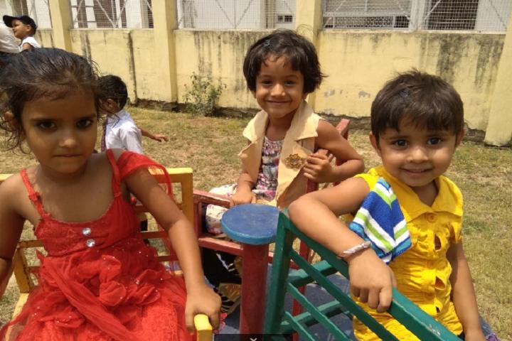 Baby Martin International School- Kinder Garden