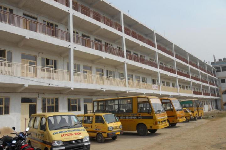 Baby Martin International School- Transport Facilities