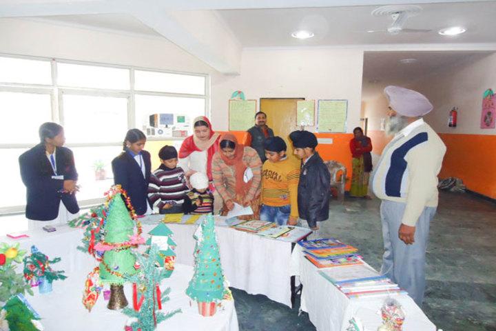 Bajaj Public School-Activity Room