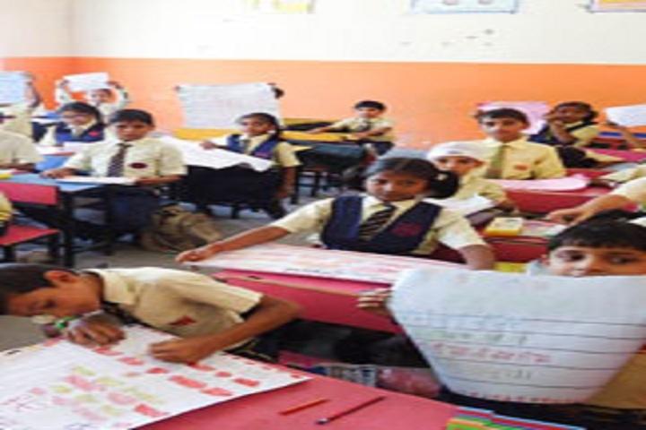 Bajaj Public School-Classroom